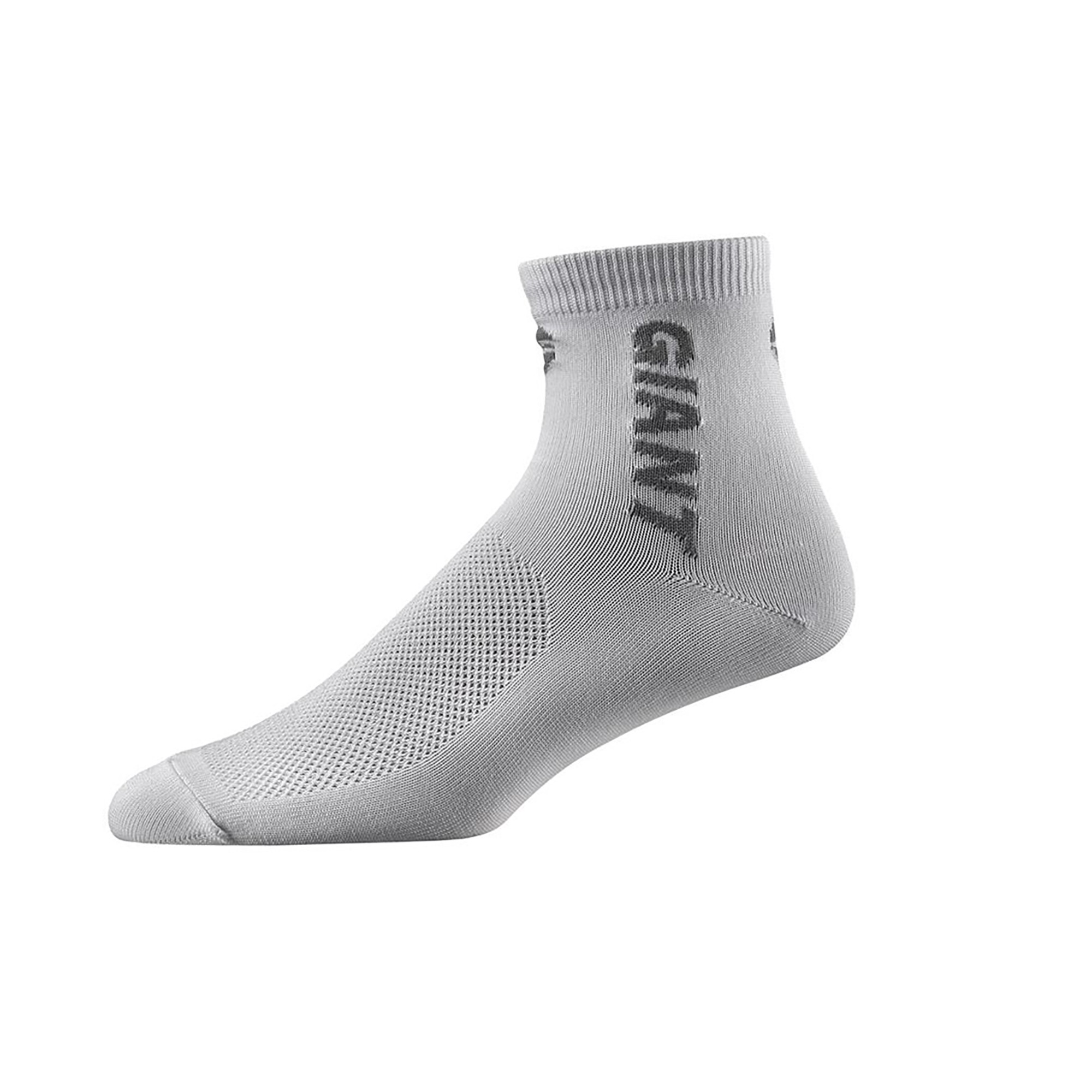 Soquettes Giant ALLY QUARTER blanches