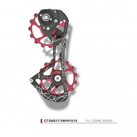 Chape Fouriers Full Céramic compatible SRAM® RED e-Tap