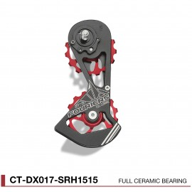 Chape Fouriers full-ceramic compatible SRAM® RED/ RORCE/ RIVAL