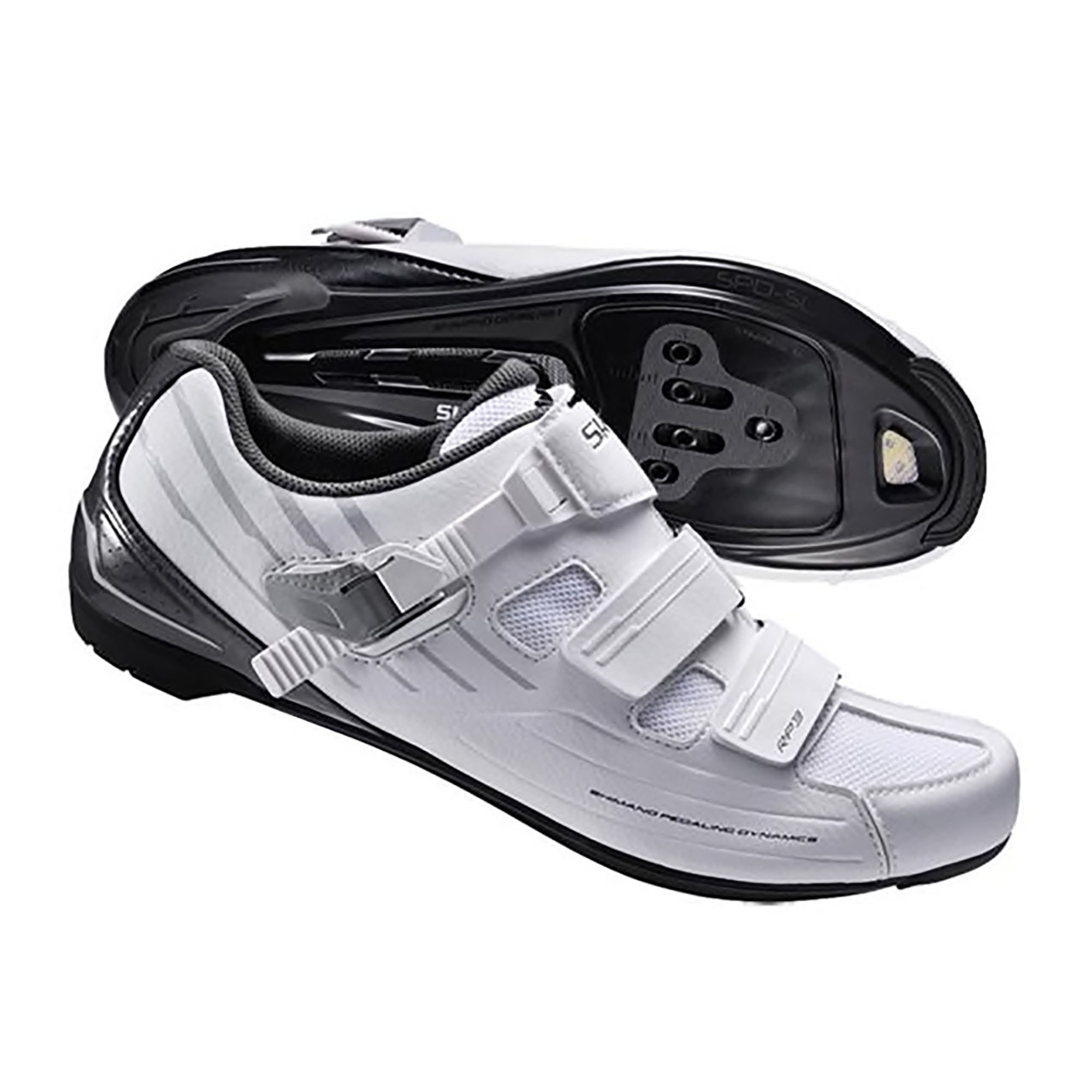 Chaussures vélo route Shimano SH-RP3 Blanc
