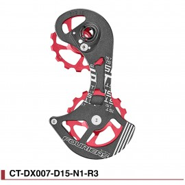 Chape Fouriers ct-dx007-d15-n1 Ceramic Shimano 9000/9070/6800/6870