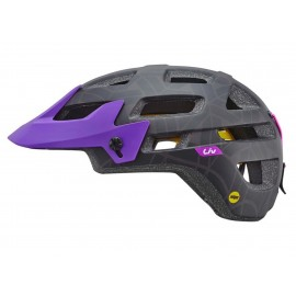 Casque Liv Infinita Mips Matte Black Purple