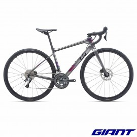 Vélo femme LIV Avail Advanced 3 Disc 2021